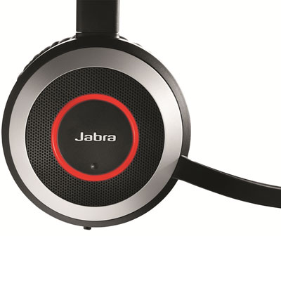 Jabra Evolve 65 Ms Microsoft Optimized Stereo Headset Cellular Accessories For Less